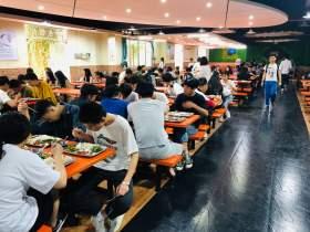 江山艺术培训学校食堂图2