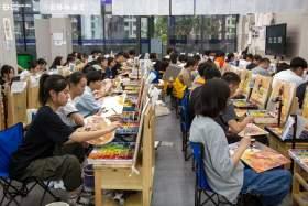 白塔岭画室教室图6