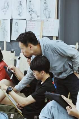 北京七点画室教室图2