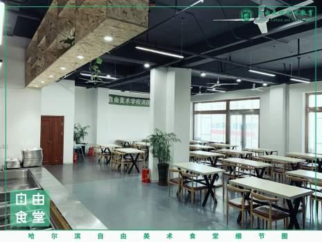哈尔滨自由文化艺术学校图6