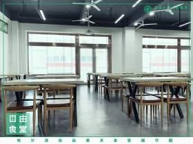 哈尔滨自由文化艺术学校食堂图5