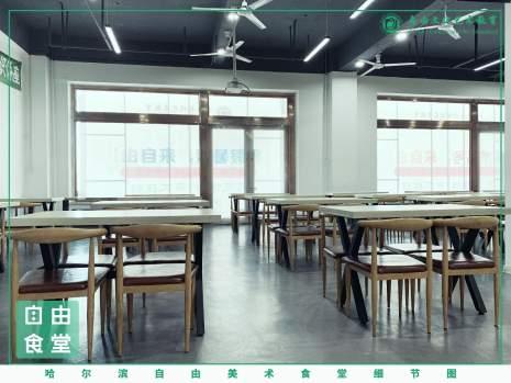 哈尔滨自由文化艺术学校图5