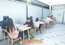 北京博艺画室食堂图3