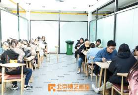 北京博艺画室食堂图4
