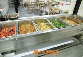 北京博艺画室食堂图2