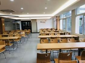 武汉求索传奇画室食堂图3