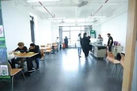 杭州孪生画室食堂图8