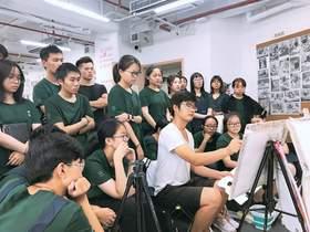 杭州孪生画室教室图7
