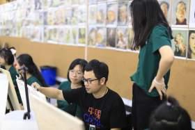 杭州孪生画室教室图1
