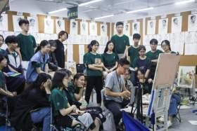 杭州孪生画室教室图3