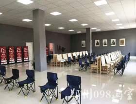 郑州098美术培训学校教室图2