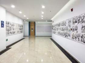 北京水木源画室教室图2