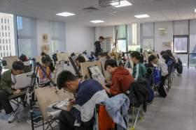 沈阳白塔岭画室教室图5