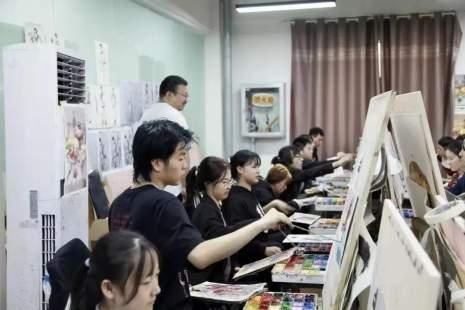南昌艺境美术图3