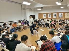 济南丹青画室教室图4
