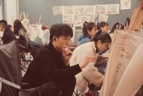 北京七点画室教室图4