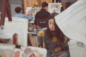 北京七点画室教室图3