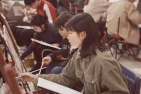 北京七点画室教室图1