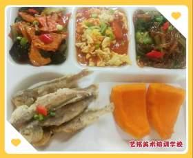 石家庄艺铭画室食堂图8