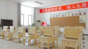 石家庄艺铭画室教室图8