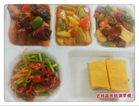 石家庄艺铭画室食堂图5