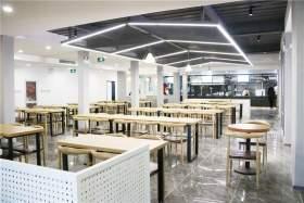 北京華卿畫室食堂圖5