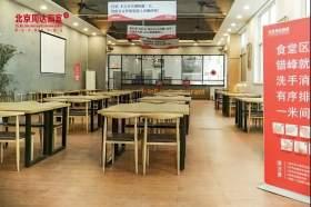 北京周达画室食堂图1