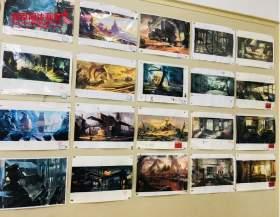 北京周达画室教室图5