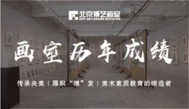 北京博艺画室历年成绩