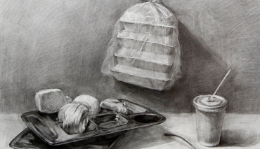 【博艺画室】浅析美术设计素描的意义