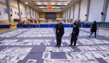 杭州画室|将军画室|解密中国美术学院艺考阅卷:一张卷子要经过36位老师打分