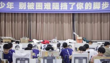 杭州将军画室|有目标的前进,踏平艺考路上的所有阻碍!