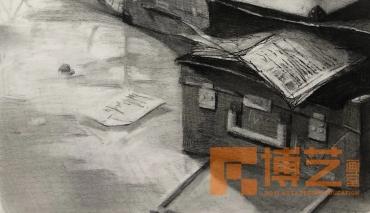 【北京博藝畫室】學習素描創作的排線方法
