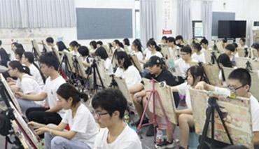 分班大考|小里画室各大集训校区今日同步举行模拟省统考考试