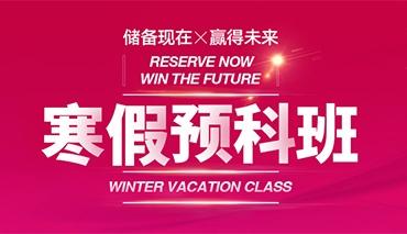 壹加壹2020寒假班招生简章