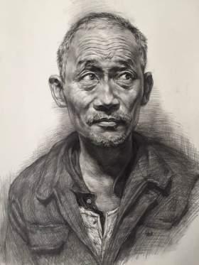 郑州力度画室素描图3