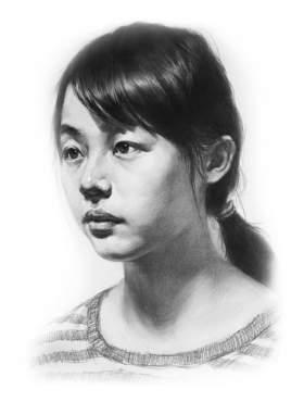奥景昇华美术学校素描图2