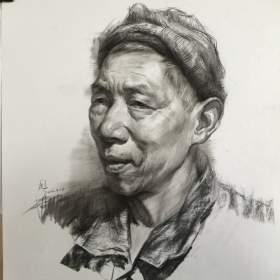杭州国艺兄弟画室素描图6