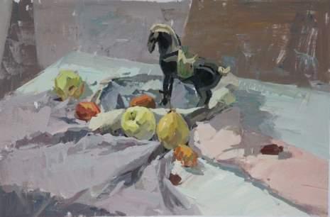 杭州大象画室色彩图2
