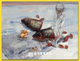 哈尔滨极地美术学校色彩图2