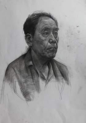 杭州大象画室素描图1