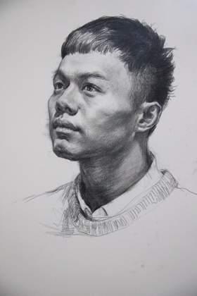 杭州大象画室素描图6