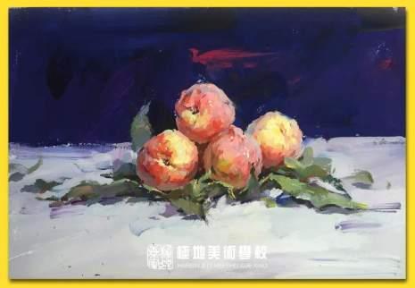 哈尔滨极地美术学校色彩图3