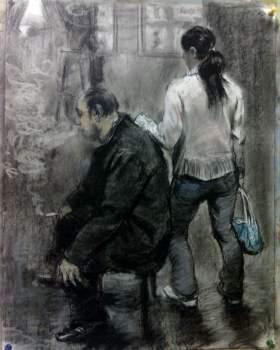 哈尔滨美苑艺新文化艺术学校创作图3