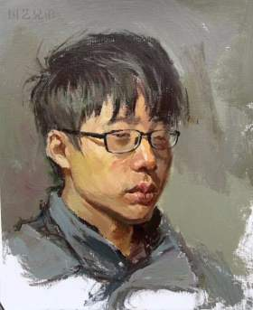 杭州国艺兄弟画室色彩图2