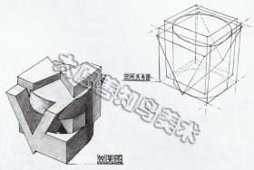 太原善知鸟美术培训学校设计图4