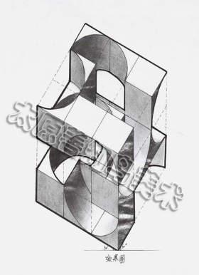 太原善知鸟美术培训学校设计图7