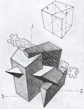 太原善知鸟美术培训学校设计图3