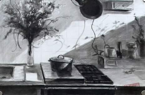 北京小泽画室设计图3