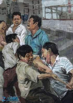 北京小泽画室创作图5
